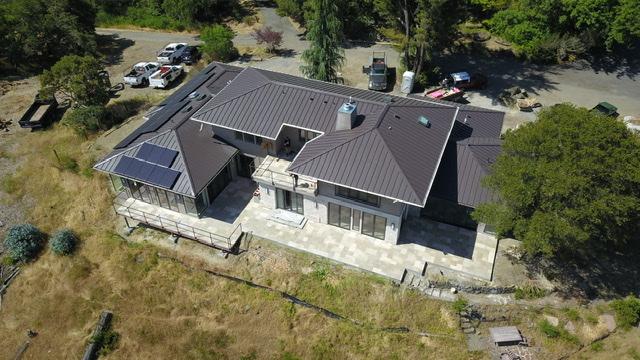 custom designed home builder sonoma county