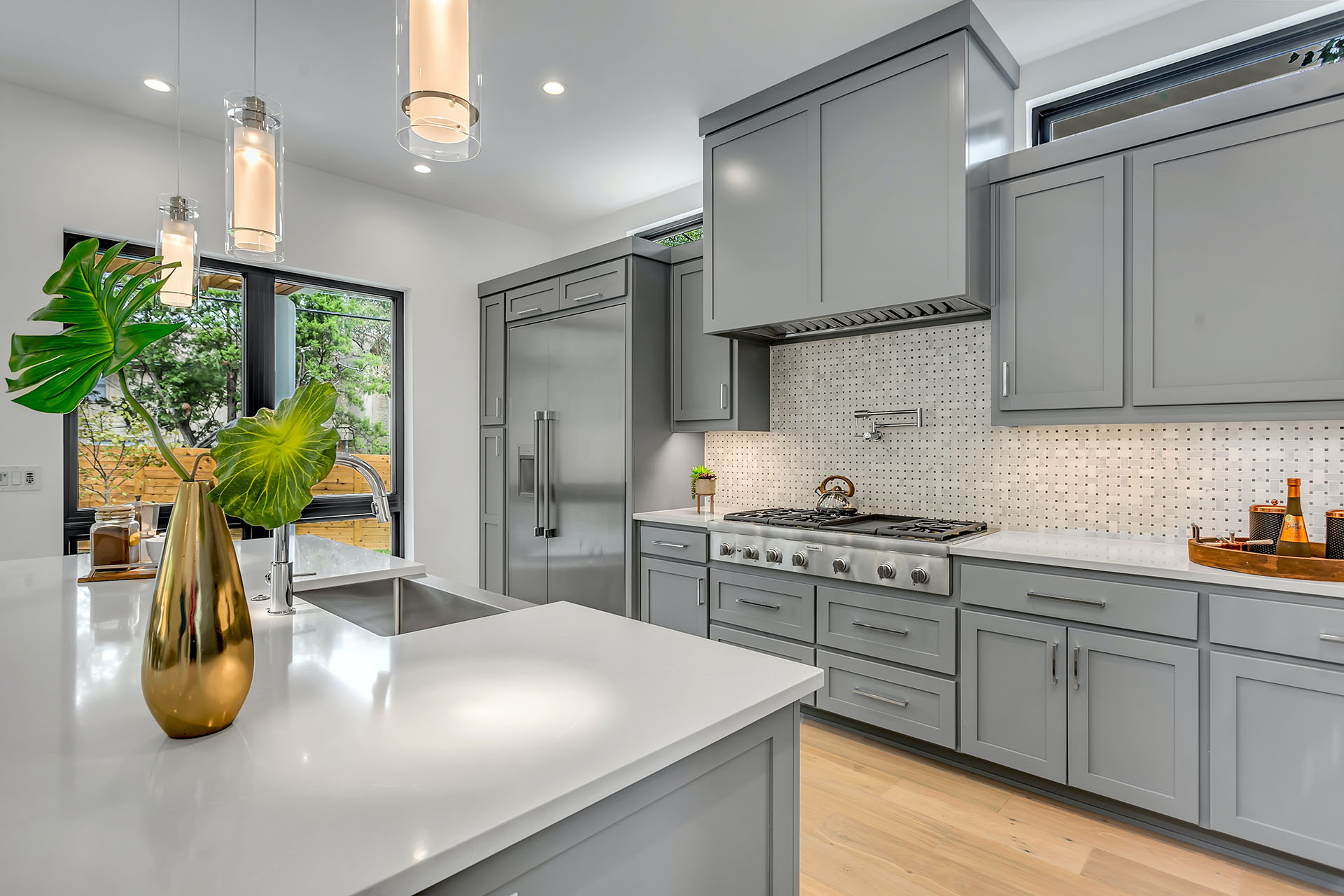 What Is the First Thing to Do When Remodeling a Kitchen