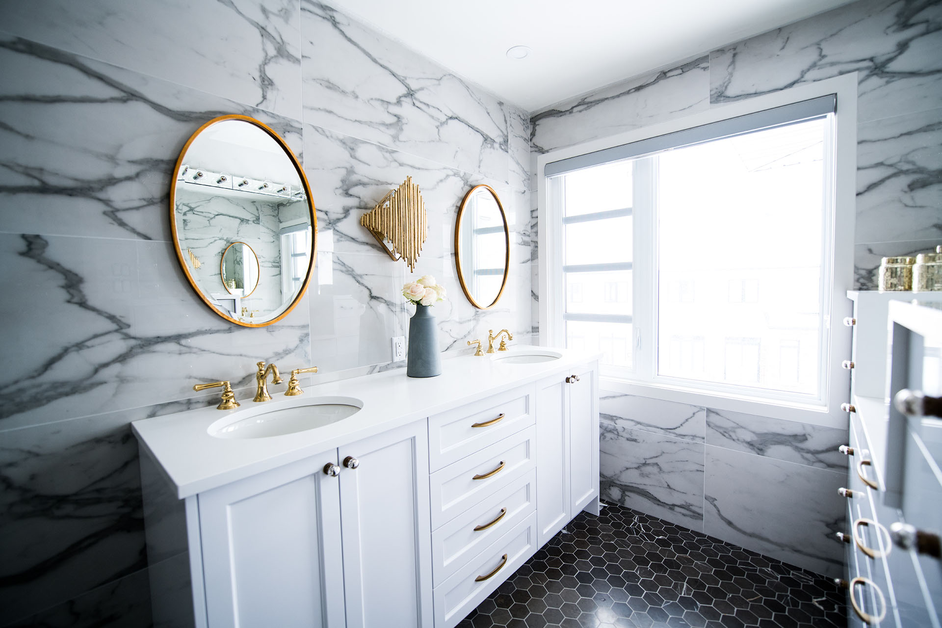 Can You Remodel A Bathroom Without Messing Up The Floor